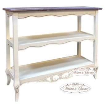 Consolle shabby chic mobili da ingresso in stile provenzale for Consolle shabby chic