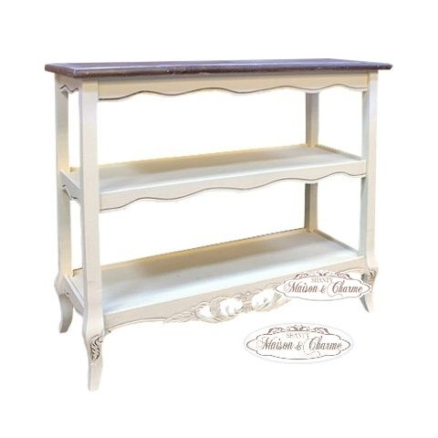 Consolle amelie 2 country consolle shabby chic for Chesterfield edizione limitata