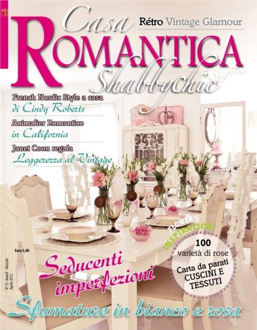 Casa romantica apr 2012 parlano di noi shabby chic - Casa romantica shabby chic ...
