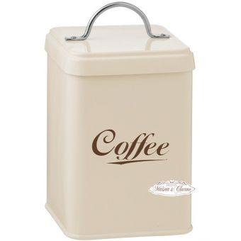 Barattolo CAFFE'  AR Shabby