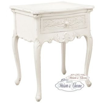 Comodino MARGOT 2 Shabby