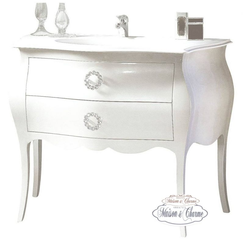 Mobile bagno roma 2 shabby mobili bagno for Mobile bagno on line