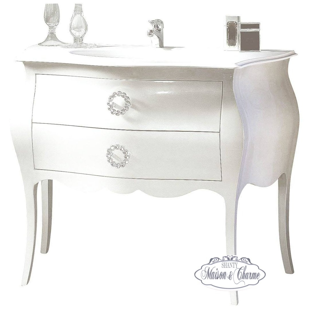 Mobile bagno roma 2 shabby mobili bagno for Mobili shabby chic