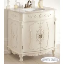 Mobile Bagno CHANEL 3 Shabby Chic