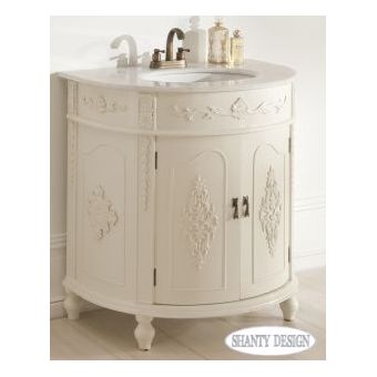 Mobili bagno shabby chic e stile country online - Mobili country bagno ...