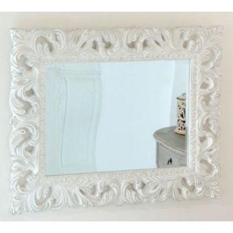 Abbigliamento di moda i vostri sogni specchi stile - Specchio ovale shabby chic ...
