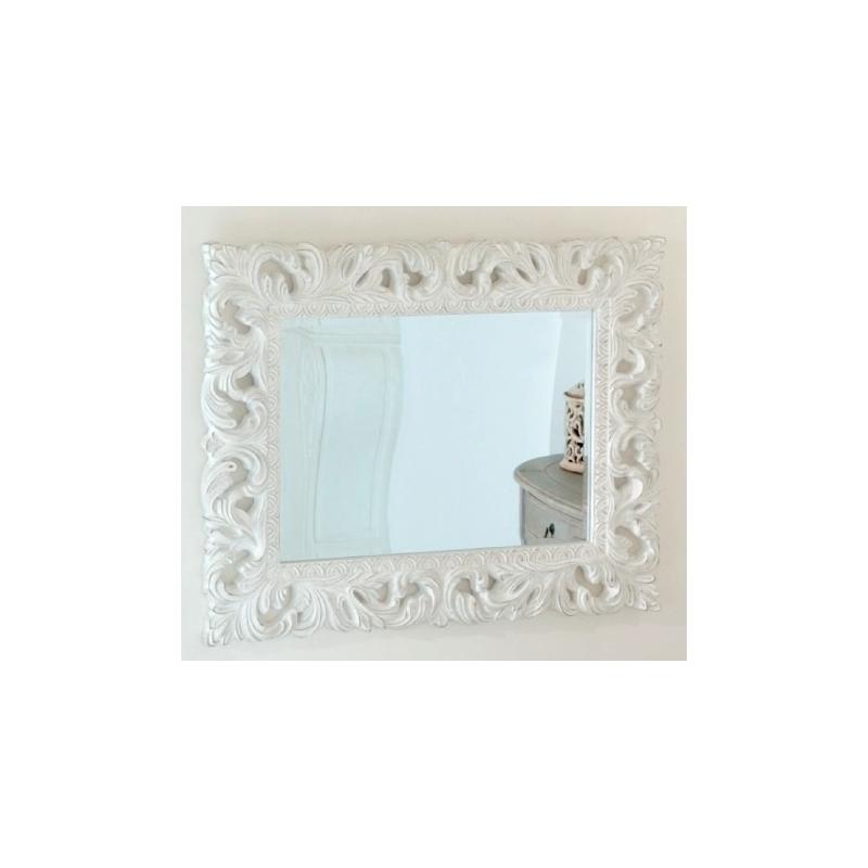 Shanty design - Specchio ovale shabby chic ...