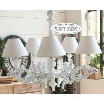 Lampadari provenzali per completare il tuo arredamento for Lampadario stile shabby