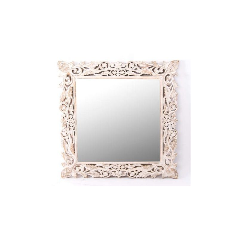 Specchio paris shabby chic specchi - Specchio ovale shabby chic ...