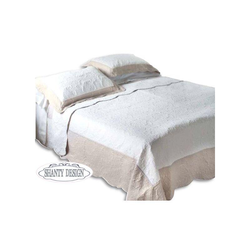 biancheria letto shabby chic e accessori camera da letto stile country - Biancheria Camera Da Letto