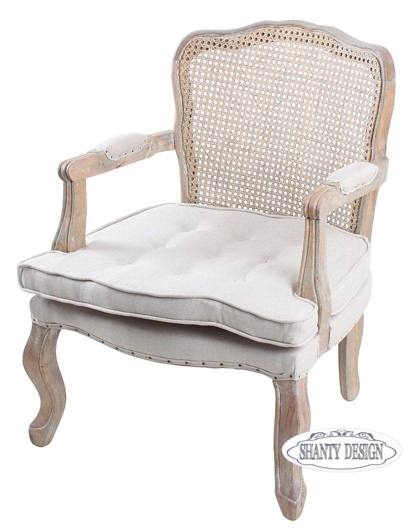 Poltrona vienna shabby chic sedie for Sedie shabby chic ikea