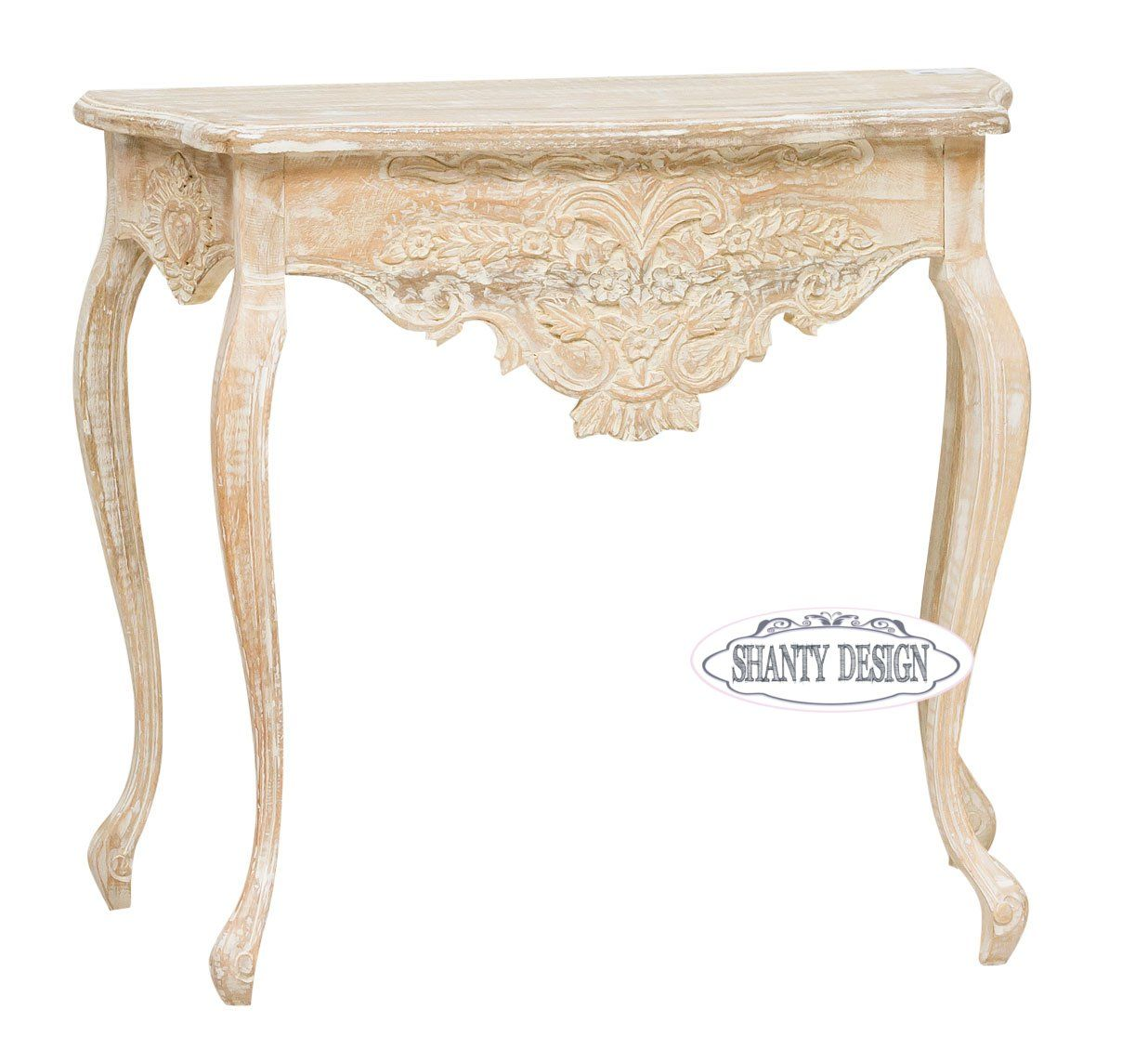 Consolle loire shabby chic consolle for Ingresso shabby chic