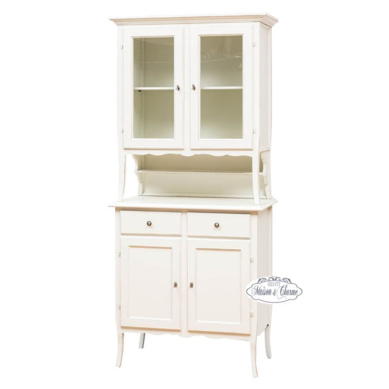 Credenza roma 1 shabby chic credenze buffet for Credenza shabby chic online