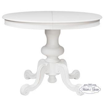 Tavolo tondo provence 2 shabby chic tavoli for Tavoli design online