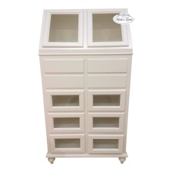 Dispensa JULIE Shabby Chic