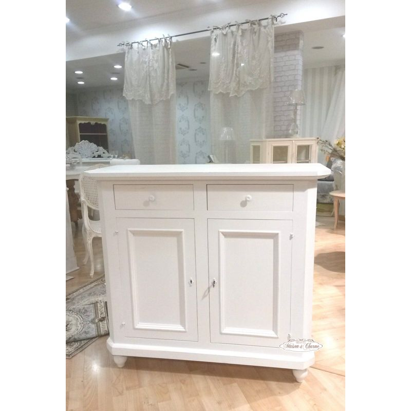 Buffet roma 4 shabby chic credenze buffet for Arredamento shabby chic roma