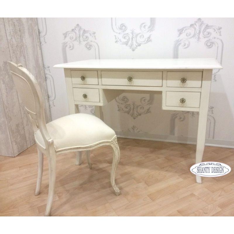 scrivania roma 5 shabby chic scrivanie scrittoi. Black Bedroom Furniture Sets. Home Design Ideas