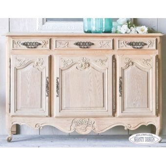 Perfect buffet madia shabby chic clarissa with mobili for Panciera arredamenti