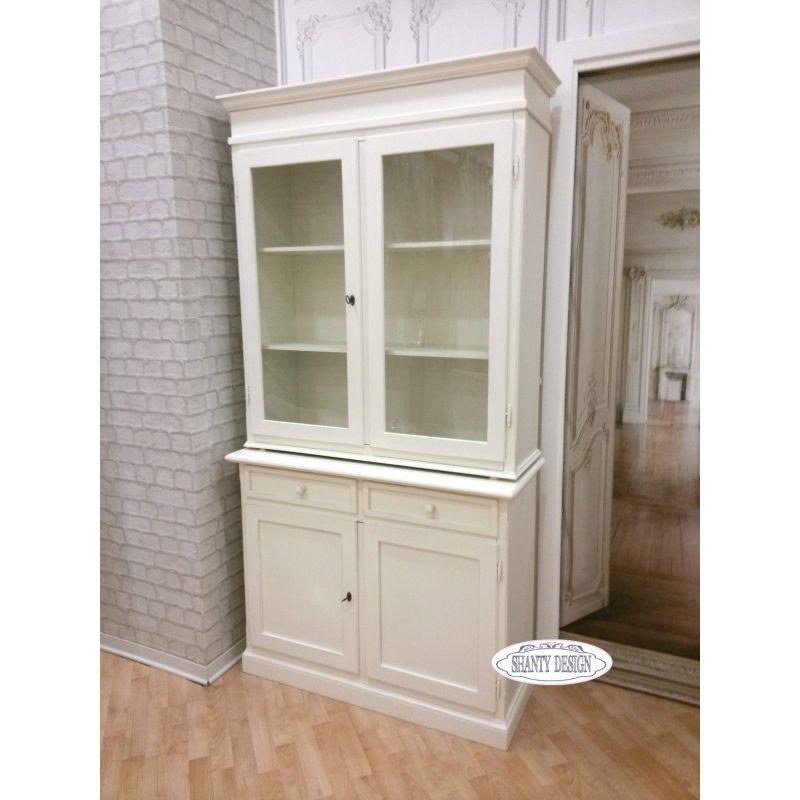 Credenza provence 1 credenze buffet shabby chic - Dipingere mobili legno stile provenzale ...