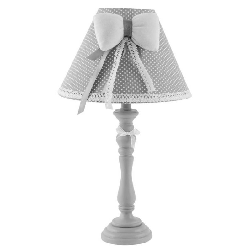 lampada tavolo romantic 2 shabby chic lampadari lampade. Black Bedroom Furniture Sets. Home Design Ideas