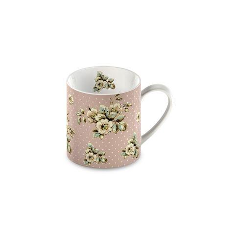 Mug Tazza Shabby Chic  FLEURS 2