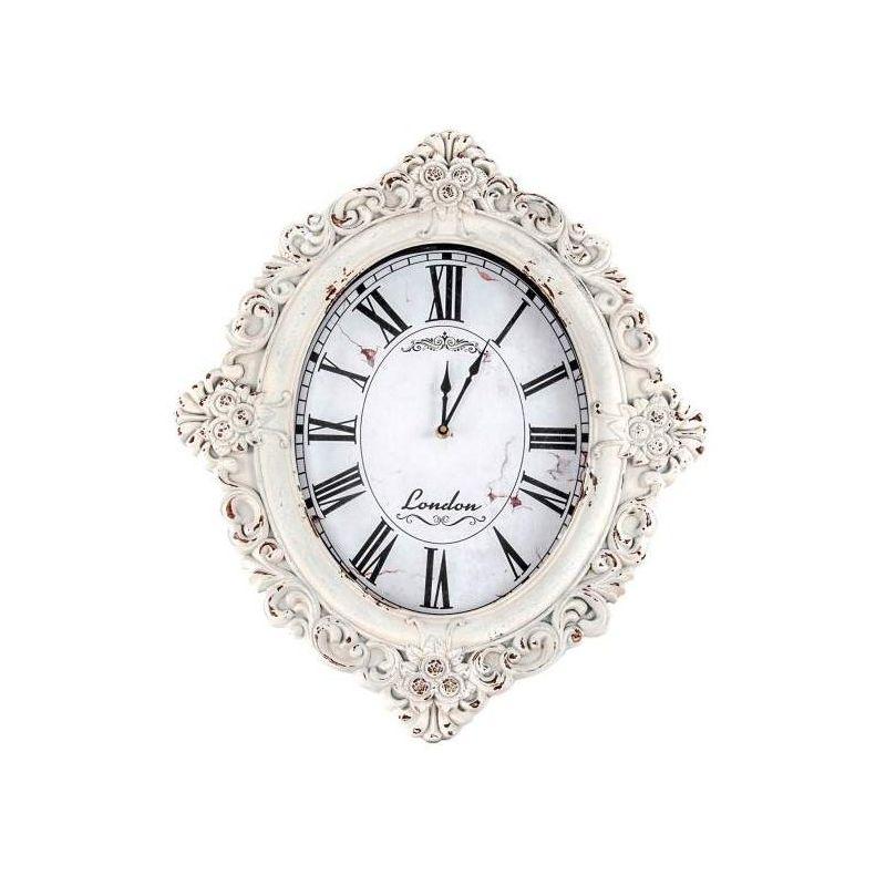 Orologio vintage 6 country orologi shabby chic - Orologi da parete stile country ...