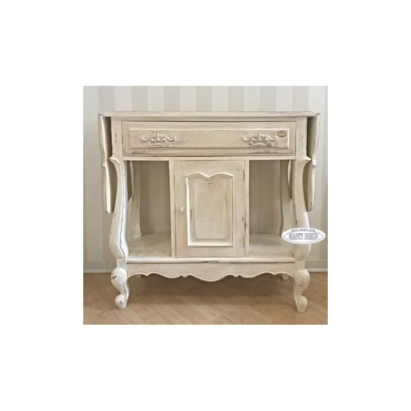 Consolle shabby chic clarissa consolle for Consolle shabby ebay