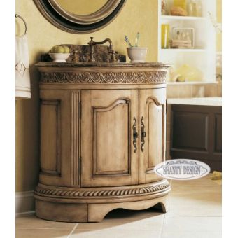 Mobile Bagno CHANEL 5 Shabby Chic