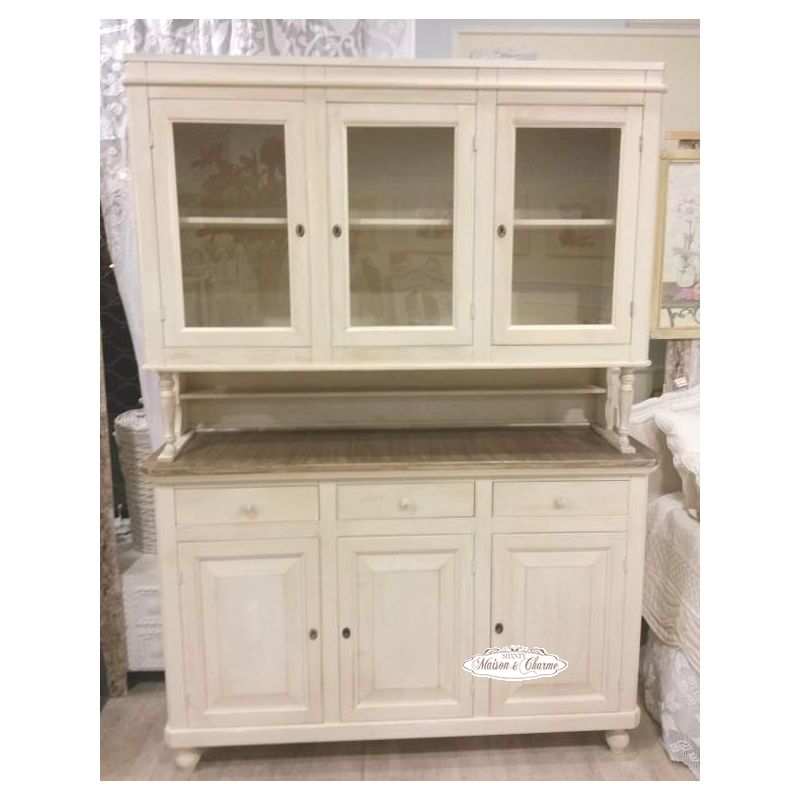Credenza PARIS 1 Country Credenze Buffet Shabby Chic
