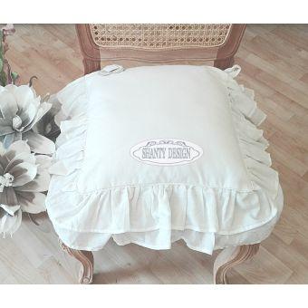 Cuscini per sedie stile shabby specchio dell 39 anima di for Cuscini per sedie stile shabby