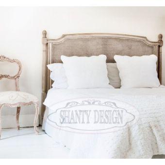 Letti shabby chic per arredare la tua camera da letto - Camera stile provenzale ...