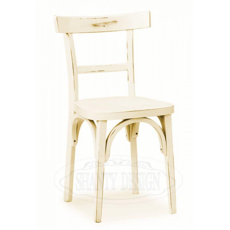 Sedie In Legno Per Alberghi.Sedia Shabby Chic Roma 3 Sedie