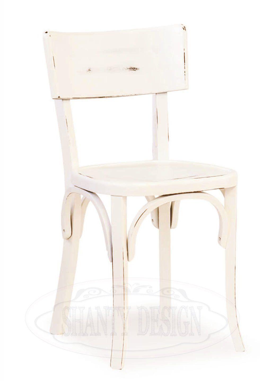 Sedia shabby chic roma 4 sedie for Sedie design roma