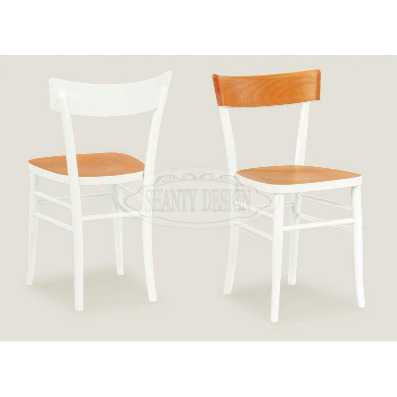 Sedia shabby chic roma 8 sedie for Sedia e un nome primitivo o derivato