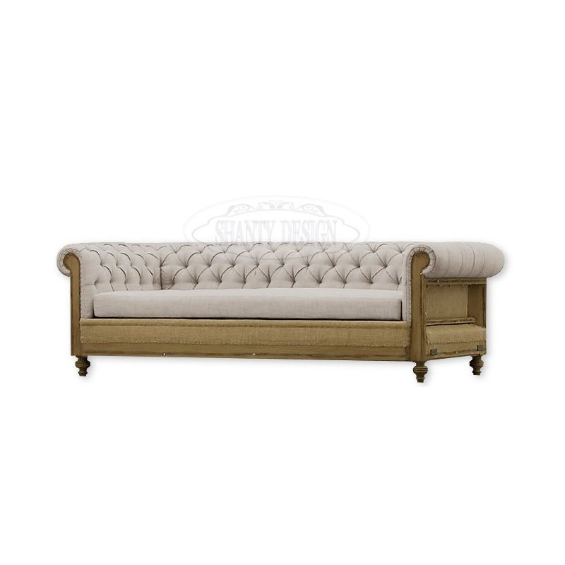 Divano chesterfield industrial vintage 28 divani e for Divani shabby chic