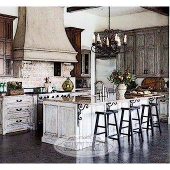 Cucina Classica Provenzale su misura in legno falegnameria Roma colore bianco decape online