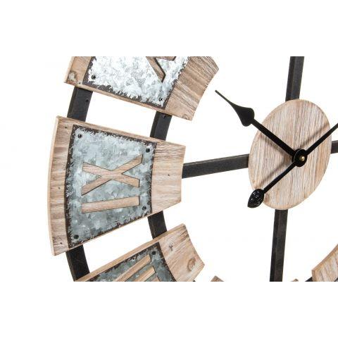 Orologio da muro industrial 3 shabby orologi for Orologio shabby chic