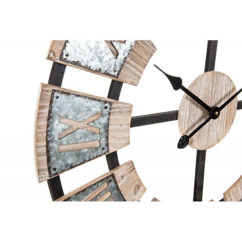 Orologio da muro industrial 3 shabby orologi for Orologio da muro shabby