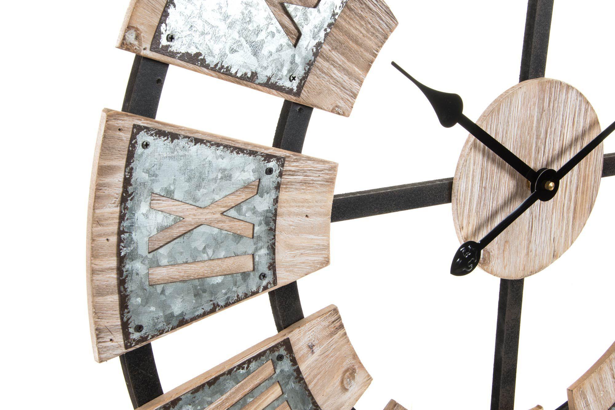 Pareti In Legno Shabby : Orologio shabby chic per arredare casa in stile provenzale