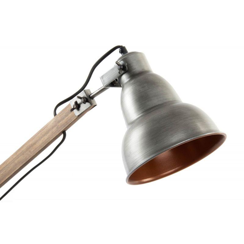 Piantana metallo vintage industrial loft lampadari for Vendita arredamento vintage