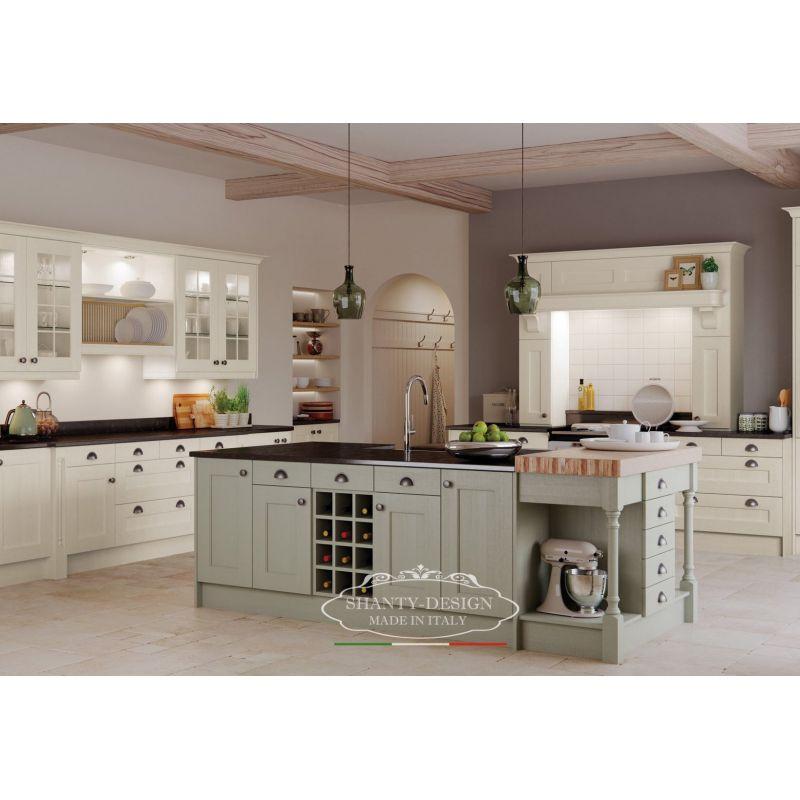 Cucina 5 su misura provenzale cucine su misura provenzale for Cucina in stile prateria
