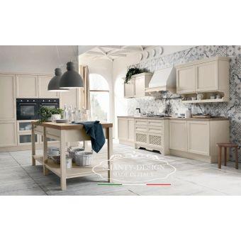 cucina 8 in stile provenzale centro cucine a roma vendita e produzione arredi e cucine in legno country e provenzale online