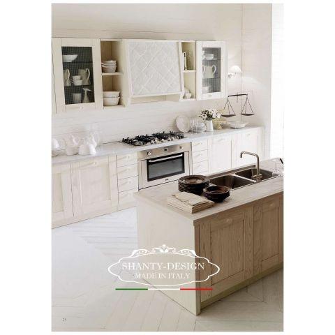 Cucina 10 su misura provenzale cucine su misura provenzale - Cucine su misura roma ...