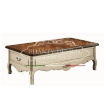 Tavolino da Salotto Shabby Chic DENISE 2