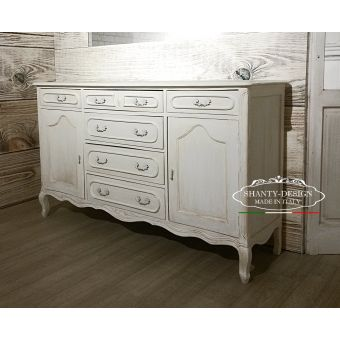 Buffet Madia Shabby Chic MARGOT 2