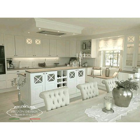 Foto Cucine Shabby Chic.Cucina 10 Country Chic