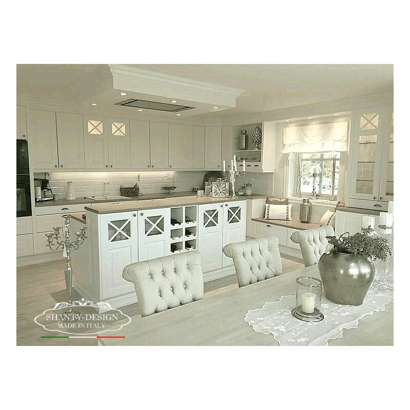CUCINA 10 COUNTRY CHIC