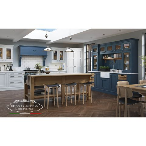 Cucine Shabby Country.Cucina 11 Country Chic