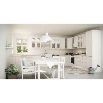 bellissime Cucine stile Provenzale vendita su misura falegnameria Roma in legno massello online