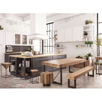 CUCINA 12 COUNTRY CHIC